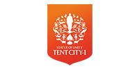 Statue of Unity Tent City