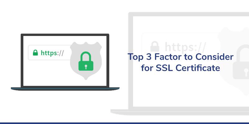 SSL Certifcate